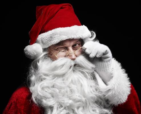 Noel Baba'nın Geyik Filosu